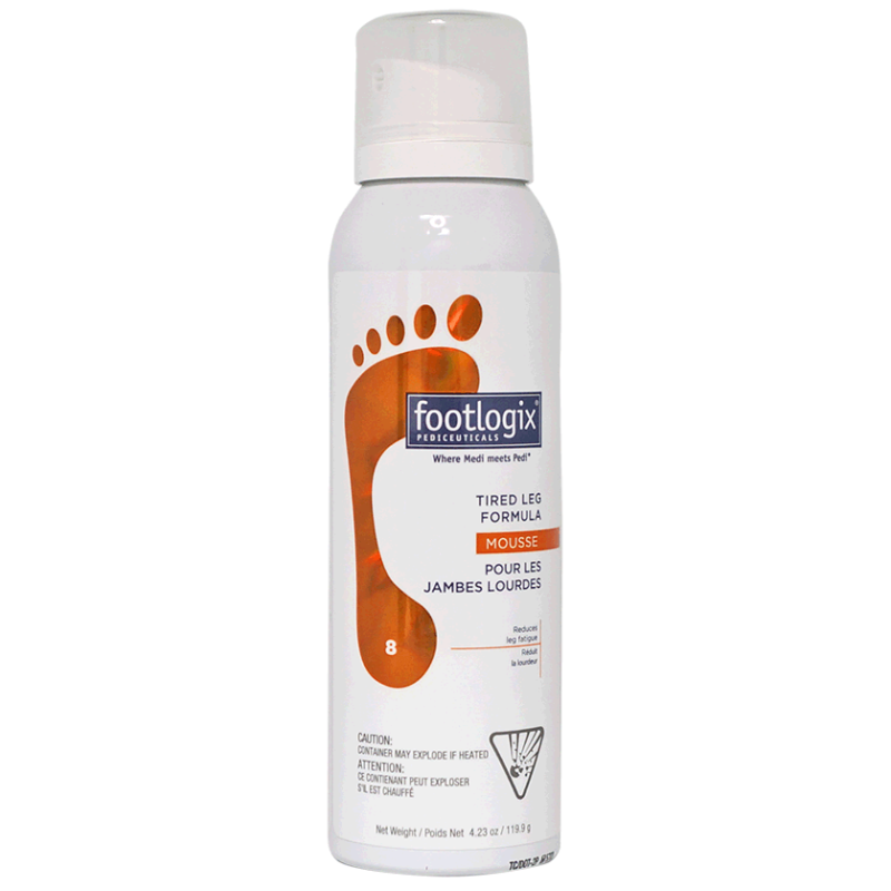 Footlogix #8 Tired Leg Fo..