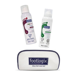 Footlogix 2021 Retail Q1 Smooth & Fresh Pack