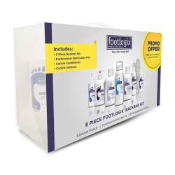 Footlogix 2021 Professional Q2 8pc Backbar Kit