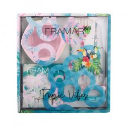Framar KIT-TV Tropic Vibes Colorist Kit LE