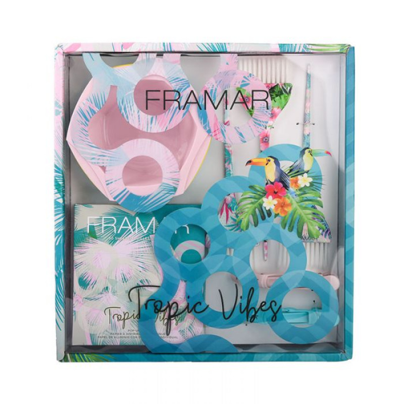 Framar KIT-TV Tropic Vibes Colorist Kit
