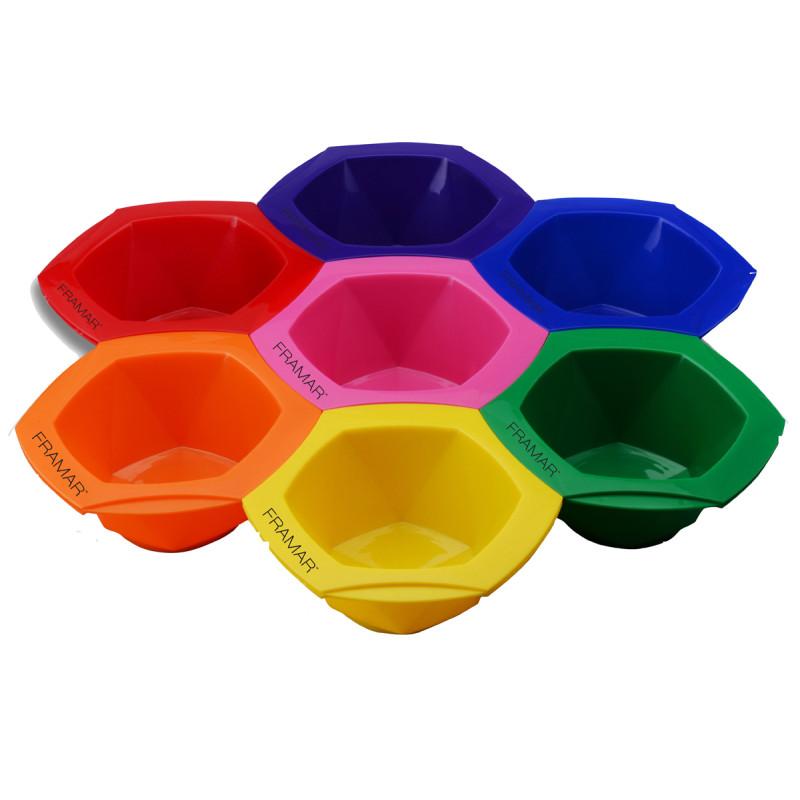Framar CB-CC Connect Color Bowl Rainbow