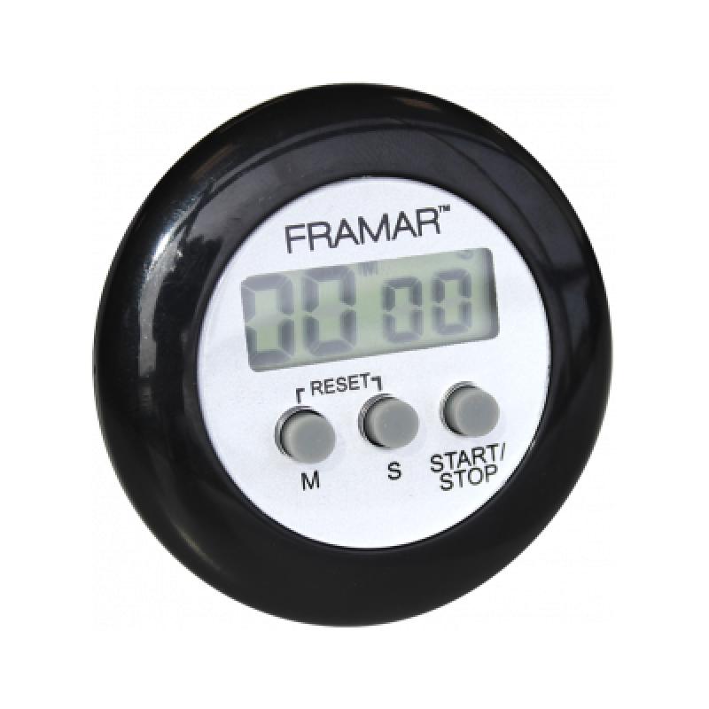 Framar DT-BLK Digital Timer Black