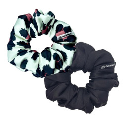 Goomee Couture Satin Scrunchie Great CATsby
