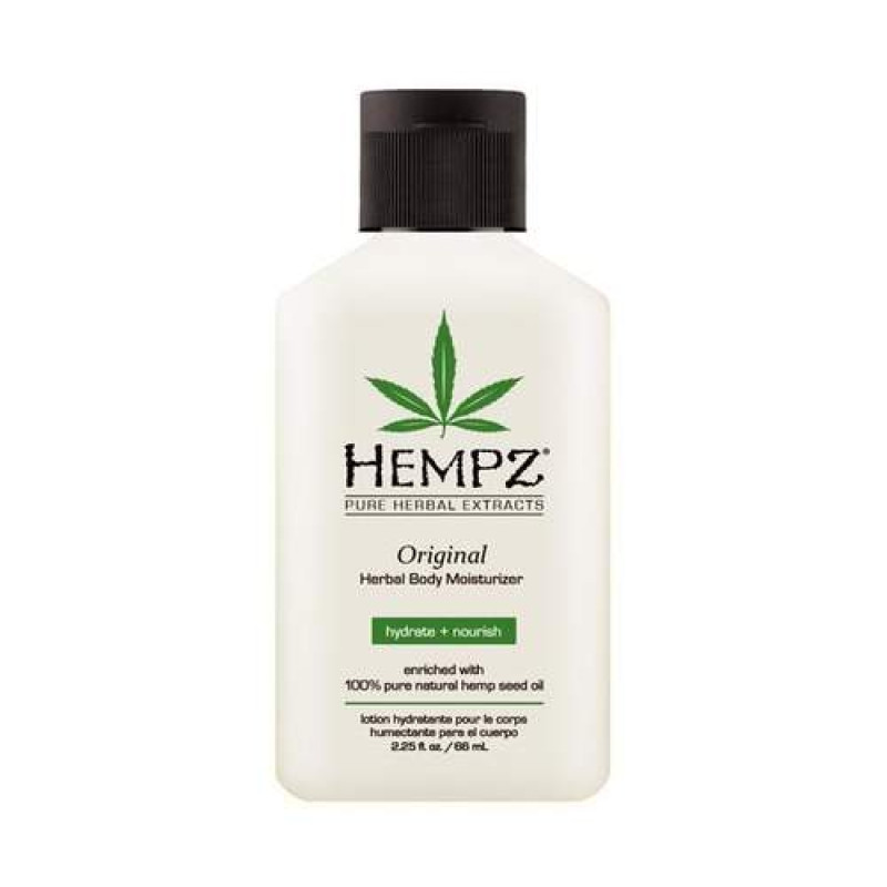 Hempz Original Body Moisturizer 66ml