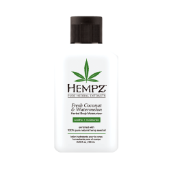 Hempz Fresh Coconut Body Moisturizer 66ml