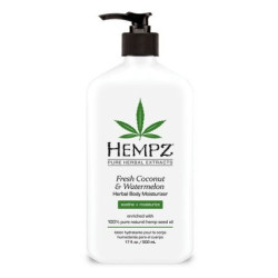 Hempz Fresh Coconut Body Moisturizer 500ml