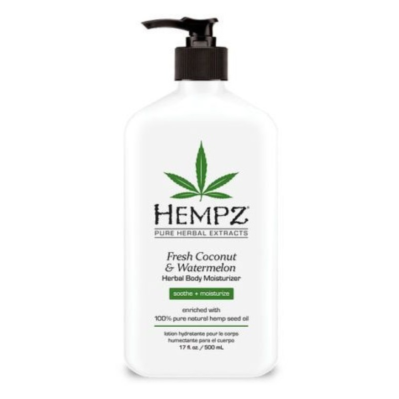 Hempz Fresh Coconut Body Moisturizer 500
