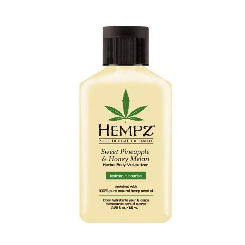 Hempz Pineapple Sweet Melon Body Moistur