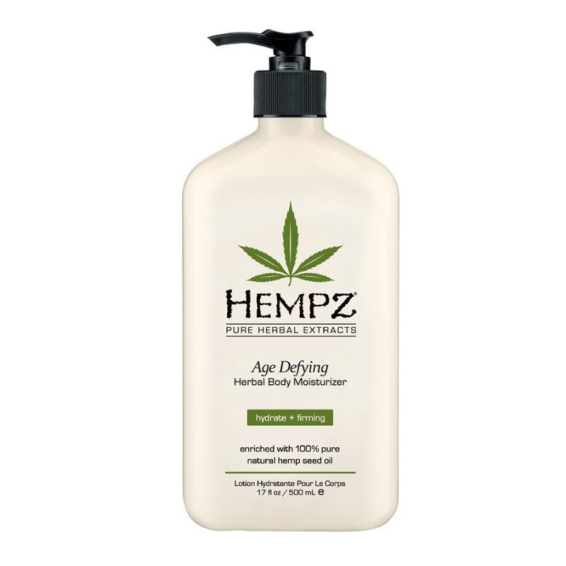 Hempz Age Defying Body Moisturizer 500ml