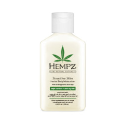Hempz Sensitive Skin Body Moisturizer 66ml