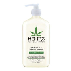 Hempz Sensitive Skin Body Moisturizer 500ml