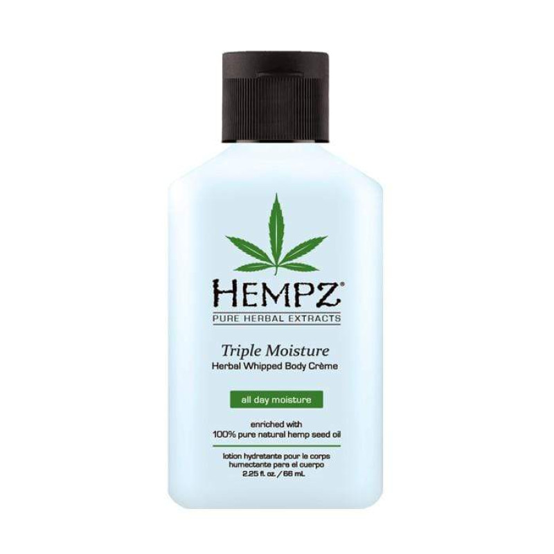 Hempz Triple Moisture Body Creme 66ml