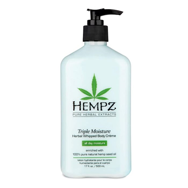 Hempz Triple Moisture Body Creme 500ml