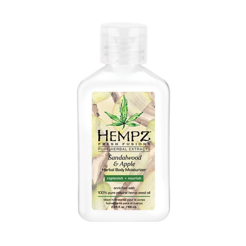 Hempz Sandalwood Apple Body Moisturizer