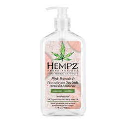 Hempz Pink Pomelo Sea Salt Body Moisturizer 500ml