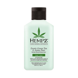 Hempz Green Tea & Pear Body Moisturizer 66ml