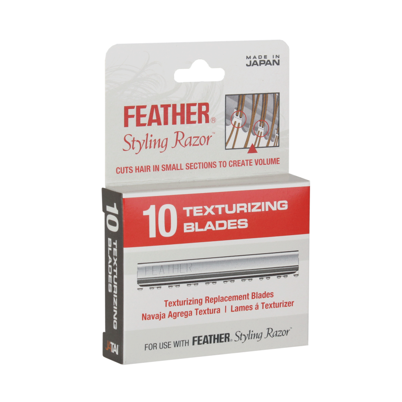 Jatai Feather Texturizing..
