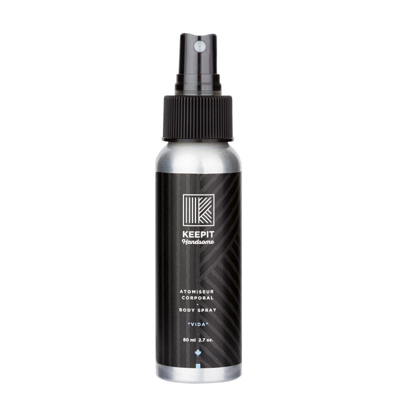 KeepIt Handsome Body Spray 80ml