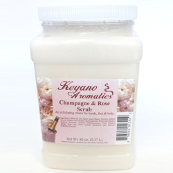Keyano Champagne Rose Scrub 80oz