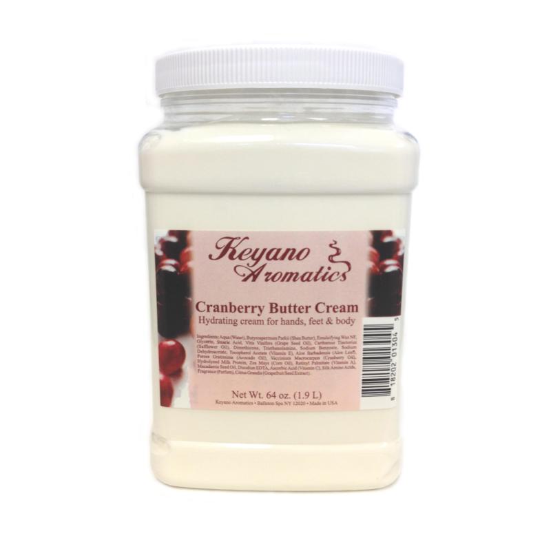 Keyano Cranberry Butter Cream 64oz