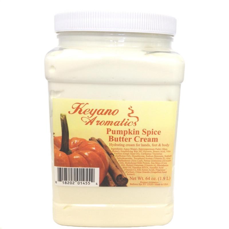 Keyano Pumpkin Butter Cream 64oz