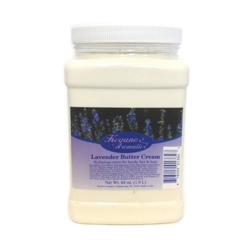 Keyano Lavender Butter Cream 64oz