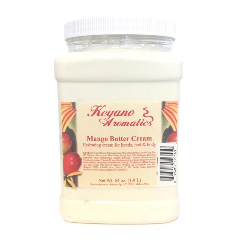Keyano Mango Butter Cream 64oz