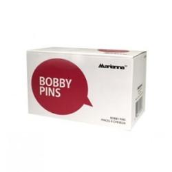 MariannaBlack Bobby Pins 1/2lb 10500