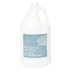 Body High Unscented Massage Lotion Gallon