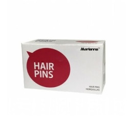 Marianna Brown Hair Pins 1lb 10531