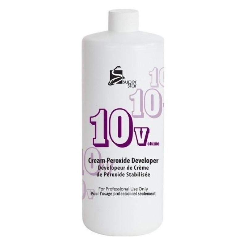 Super Star Cream Peroxide 10 Volume Litr