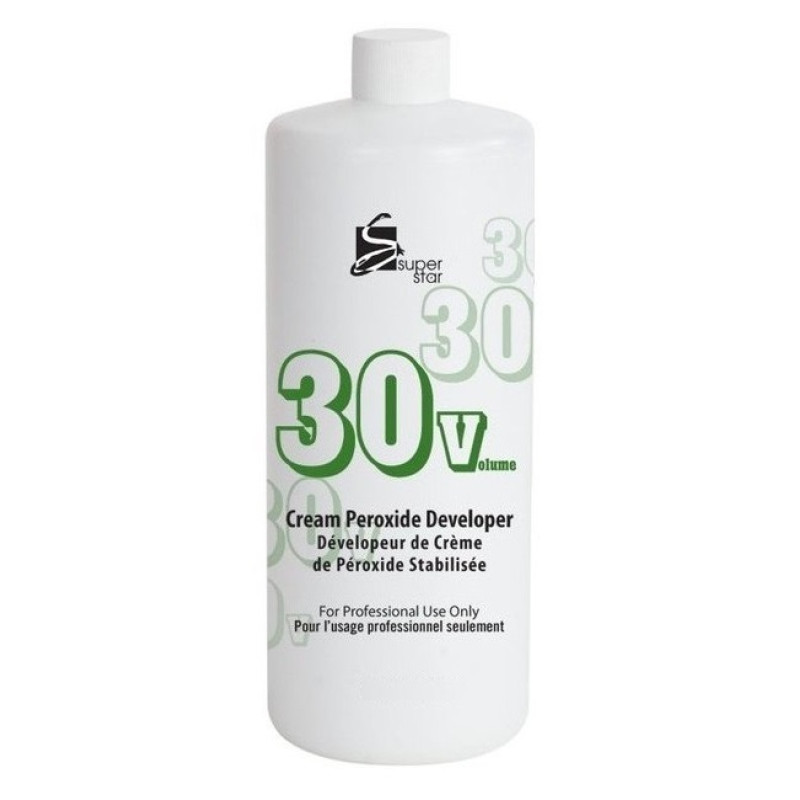 Super Star Cream Peroxide 30 Volume Litr