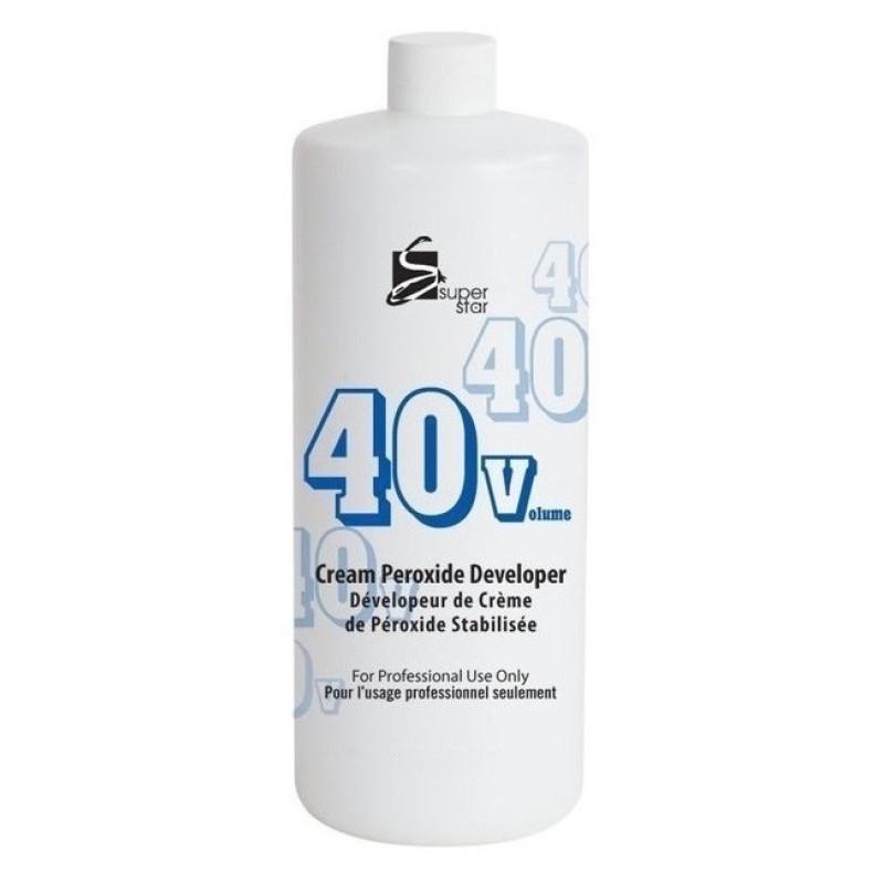 Super Star Cream Peroxide 40 Volume Litr