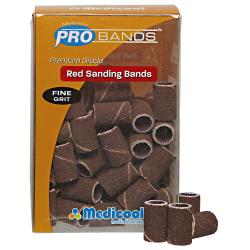 Medicool Red Sanding Band Fine SBFR (50)