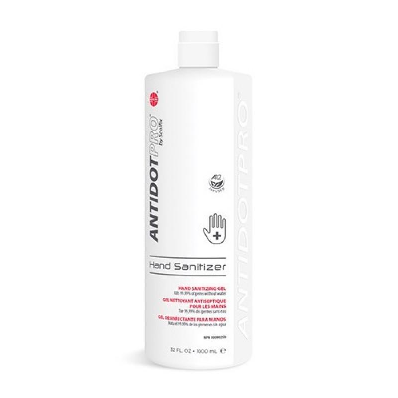 AntidotPro Hand Sanitizer Gel Refill Lit