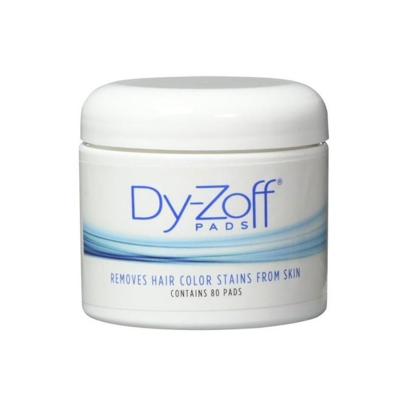 Dy-Zoff Pads In Jar (80)..