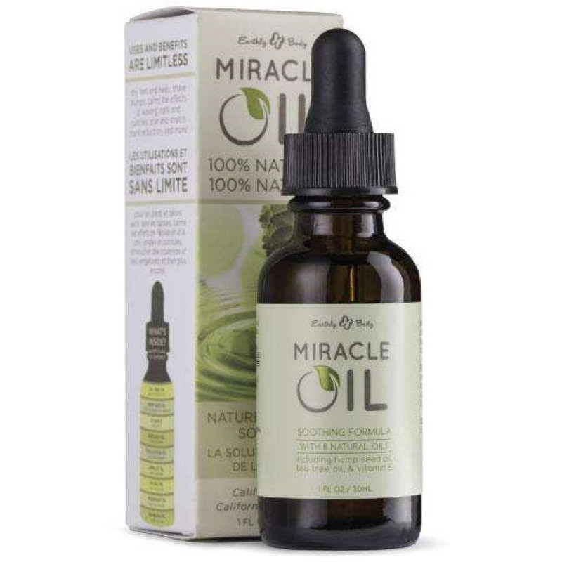 Earthly Body Miracle Oil 1oz *