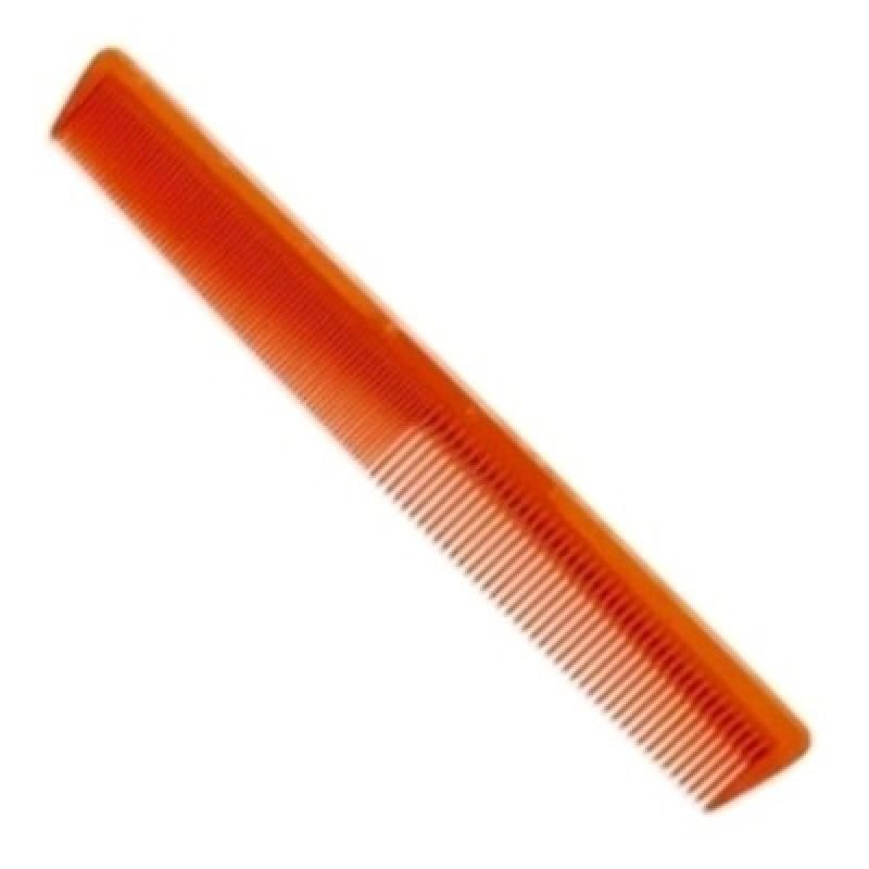 Edge Perfection Comb Orange