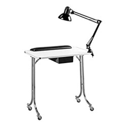 Kayline 401 Portable Table White