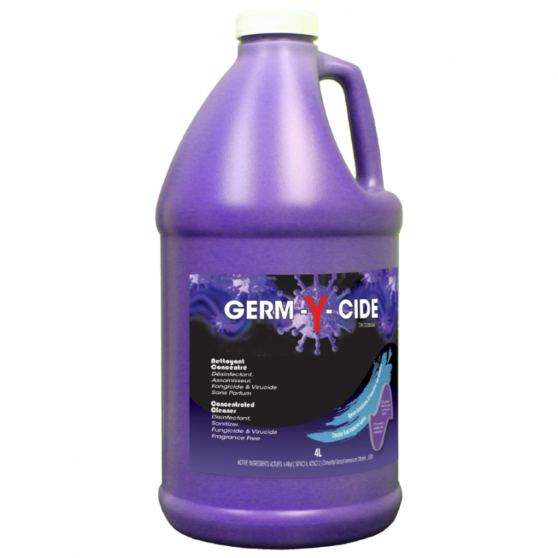 Germycide Salon Tool Disinfectant Gallon