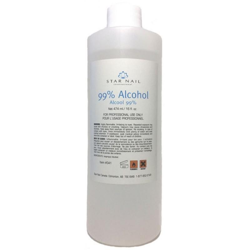 Star Nail Alcohol 99% 32oz
