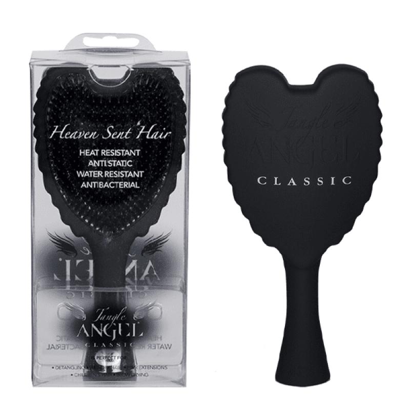 Tangle Angel Brush Classic Black 55536 *