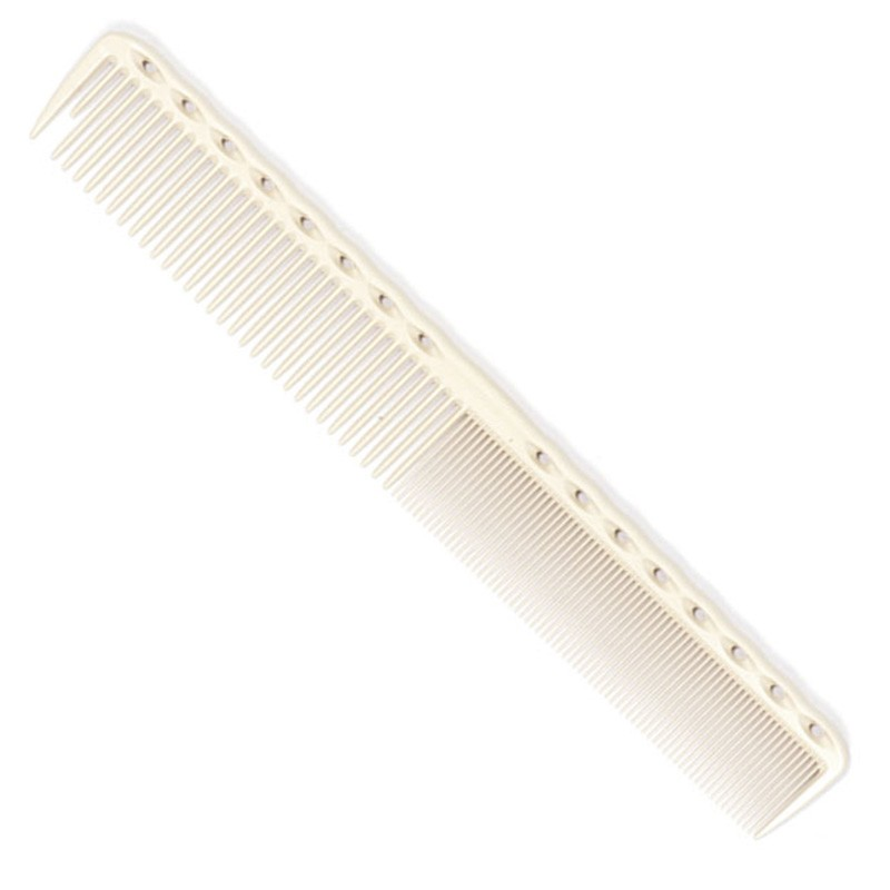YS Park YS-336W Fine Cutting Comb White