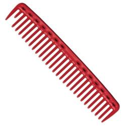 YS Park YS-452R Big Heart Cutting Comb Red