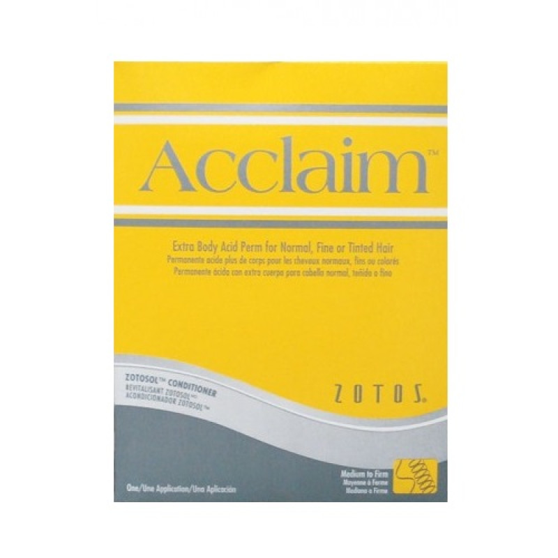 Acclaim Extra Body Acid P..