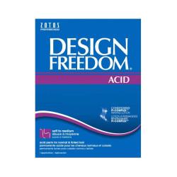 Design Freedom ACID Perm Regular (Blue)