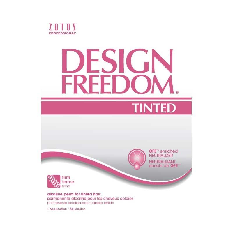 Design Freedom TINTED Con..