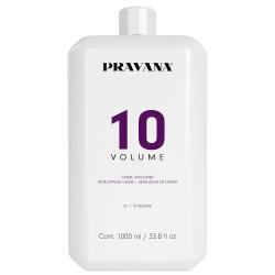Pravana ChromaSilk Creme Developer 10 Vol Litre