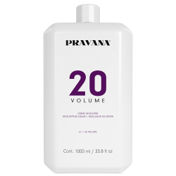 Pravana ChromaSilk Creme Developer 20 Vol Litre